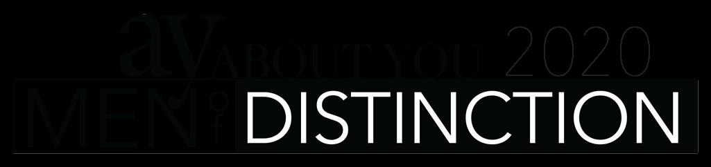AY Men of Disctinction About You 2020 logo