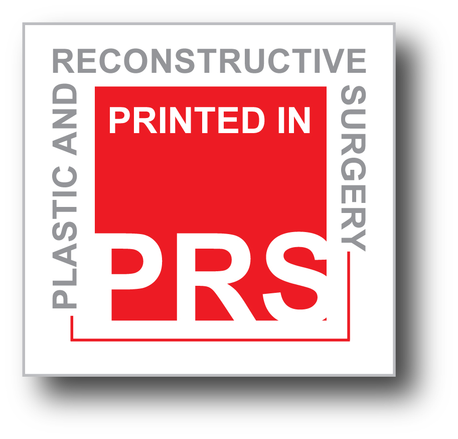 Printed in PRS Journal logo